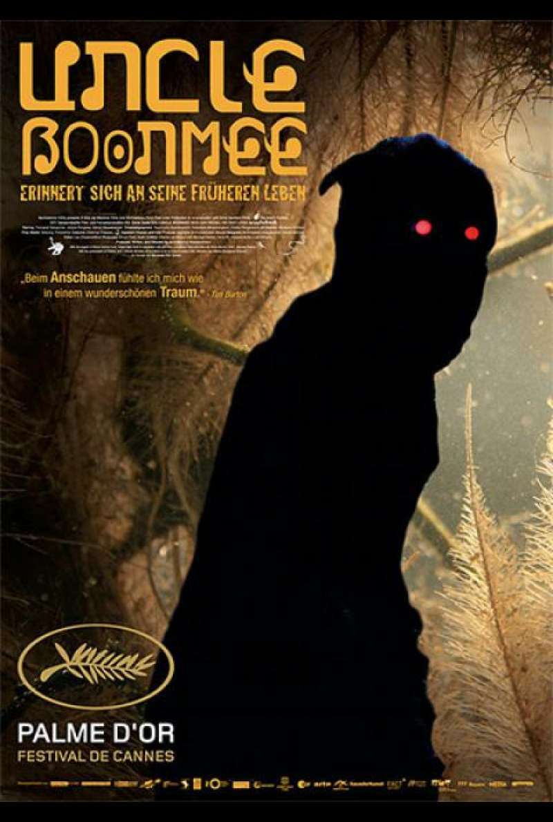 Uncle Boonmee - Filmplakat