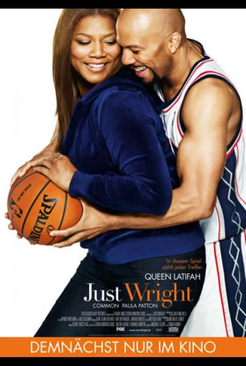 Just Wright - Filmplakat