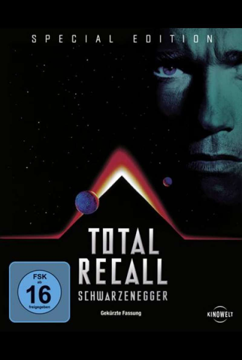 Total Recall - Bluray