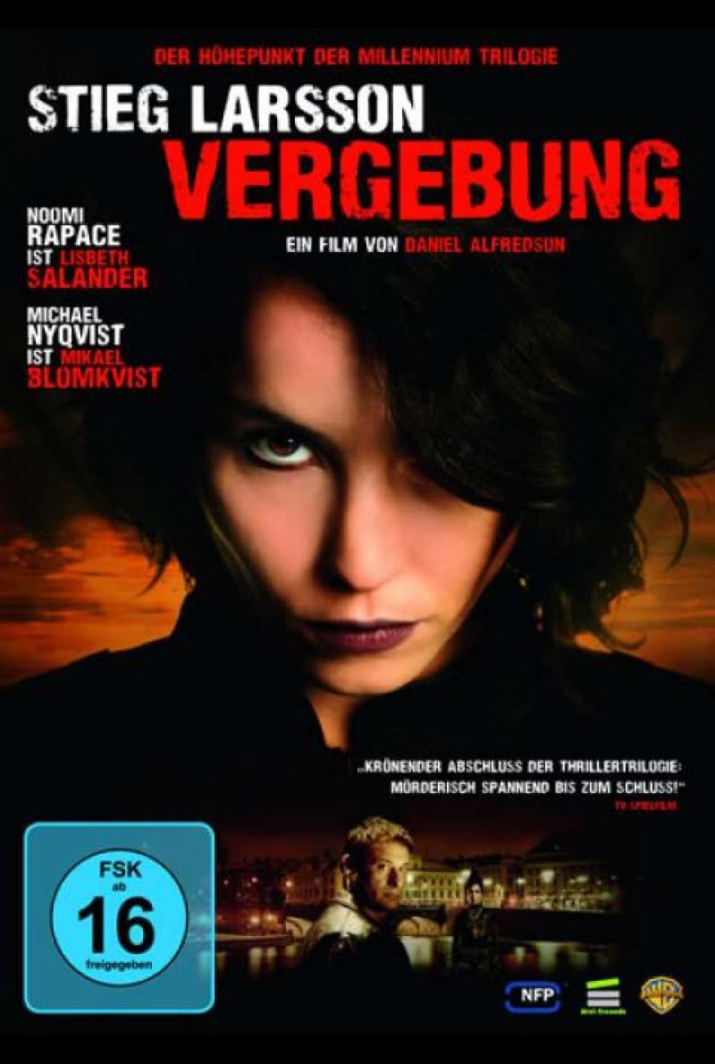 Vergebung - DVD-Cover