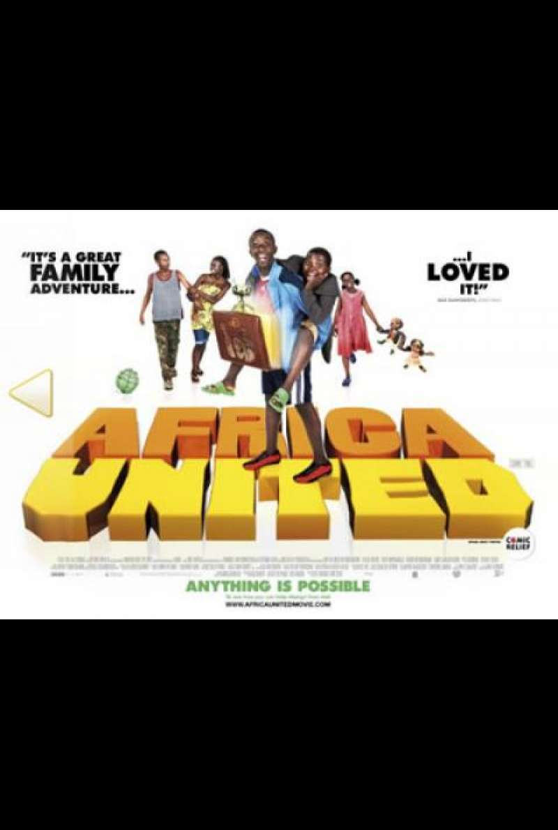 Africa United - Quad (GB)