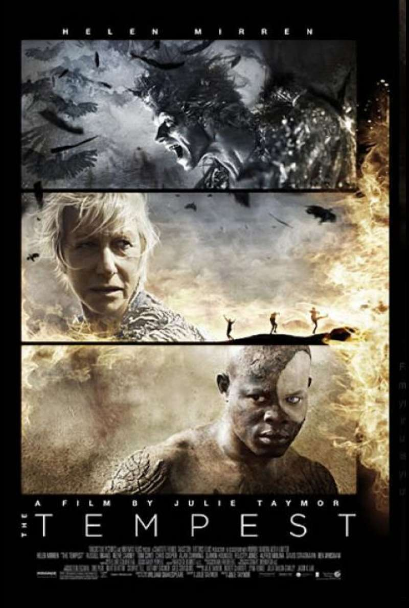 The Tempest - Filmplakat (US)