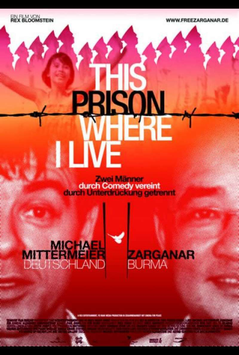 This Prison Where I Live - Filmplakat