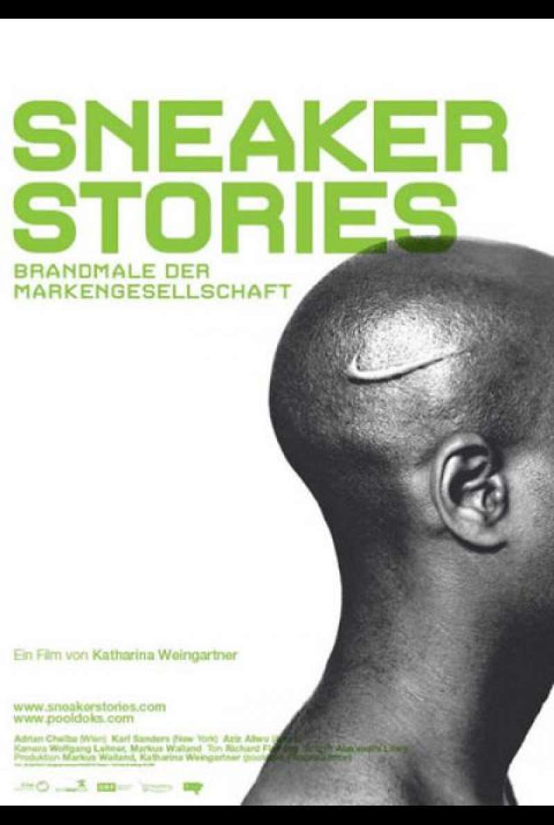Sneaker Stories - Filmplakat