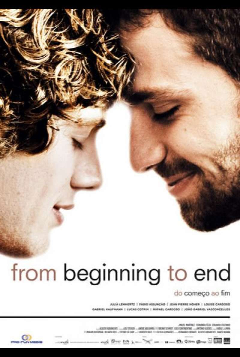 From Beginning to End - Filmplakat