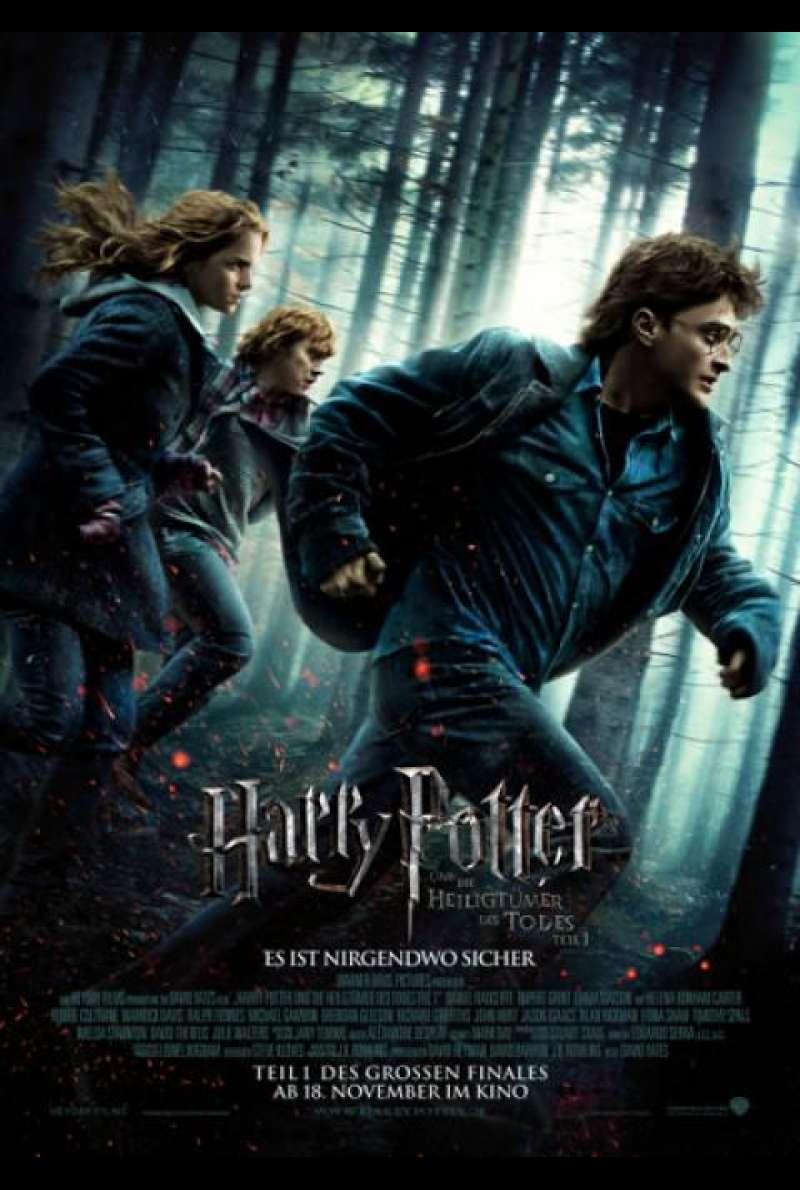 Harry Potter Und Die Heiligtümer Des Todes Teil 2 Sat 1