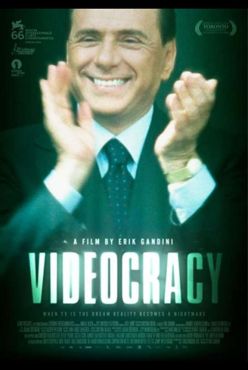Videocracy - Filmplakat (INT)