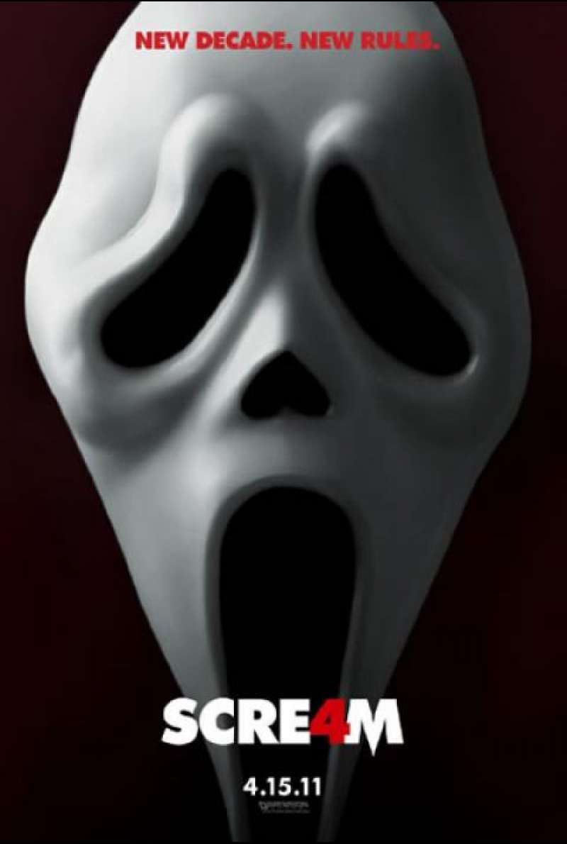 Scream 4 - Teaser (US)