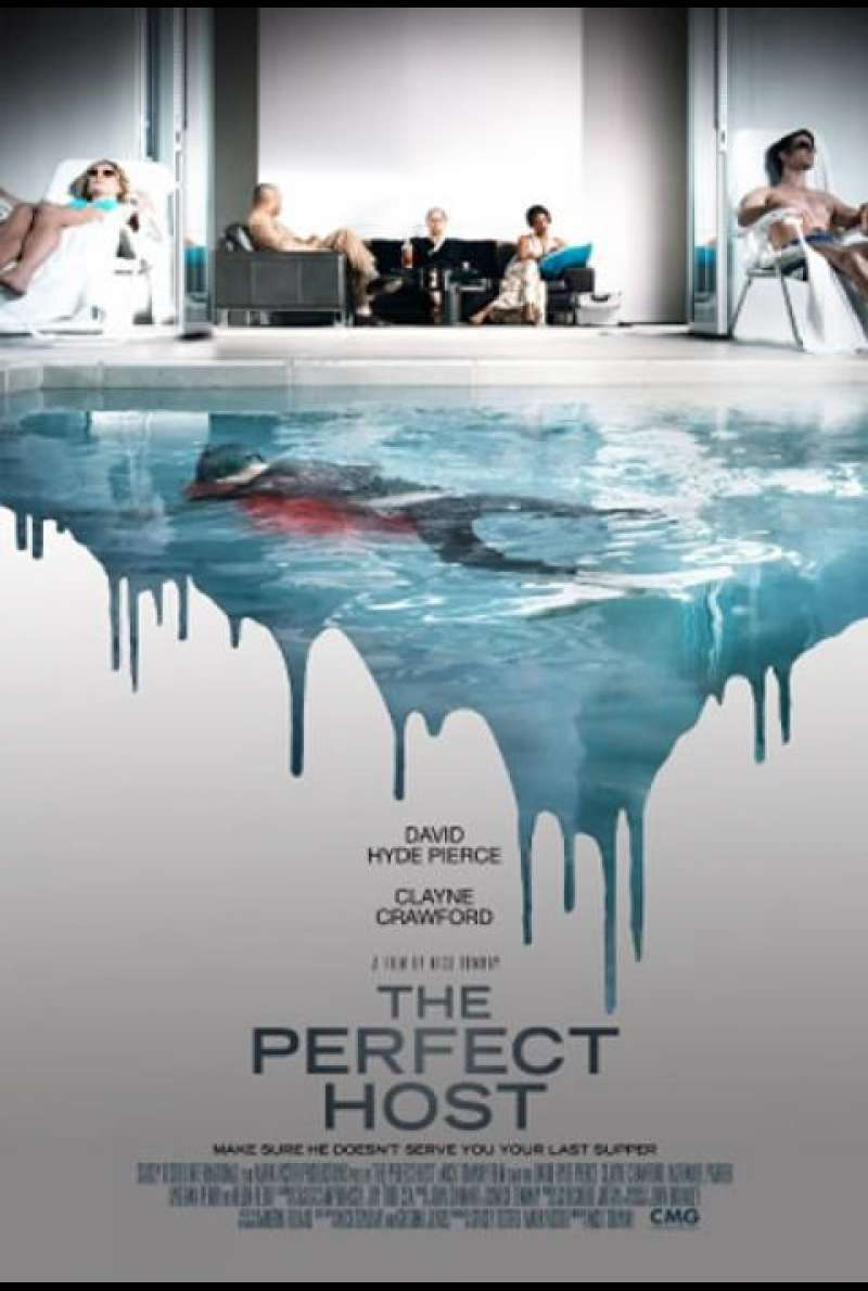 The Perfect Host - Filmplakat (US)