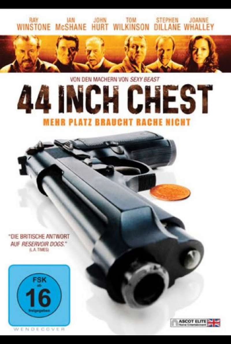 44 Inch Chest - DVD-Cover