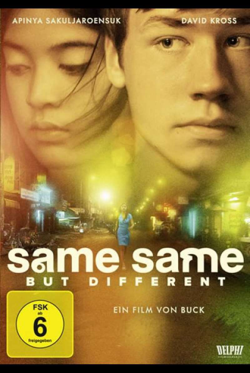 Same Same But Different - DVD-Cover