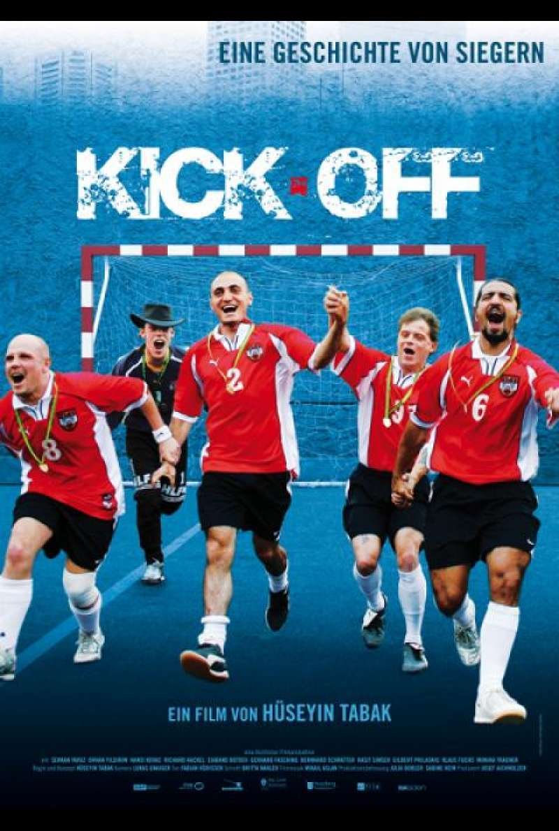 Kick Off - Filmplakat