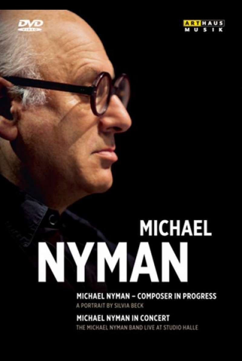 Michael Nyman - Composer in Progress / In Concert - DVD-Cover