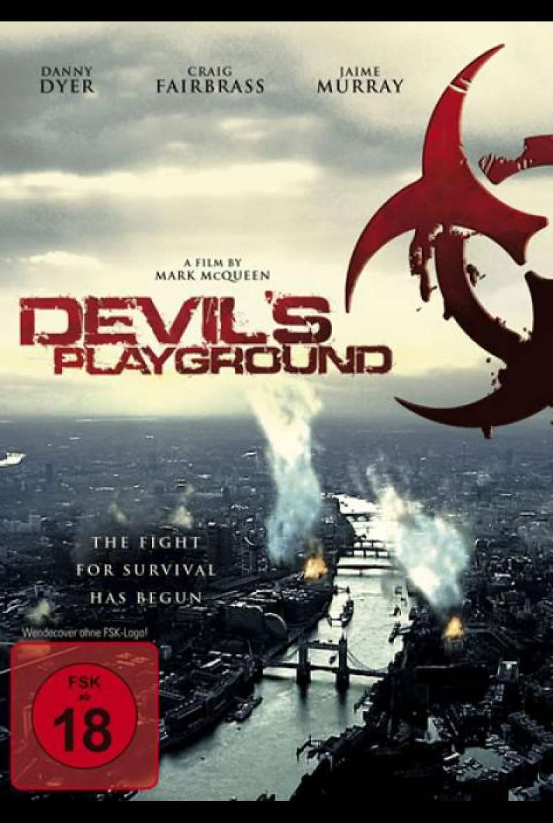 Devil's Playground - DVD-Cover