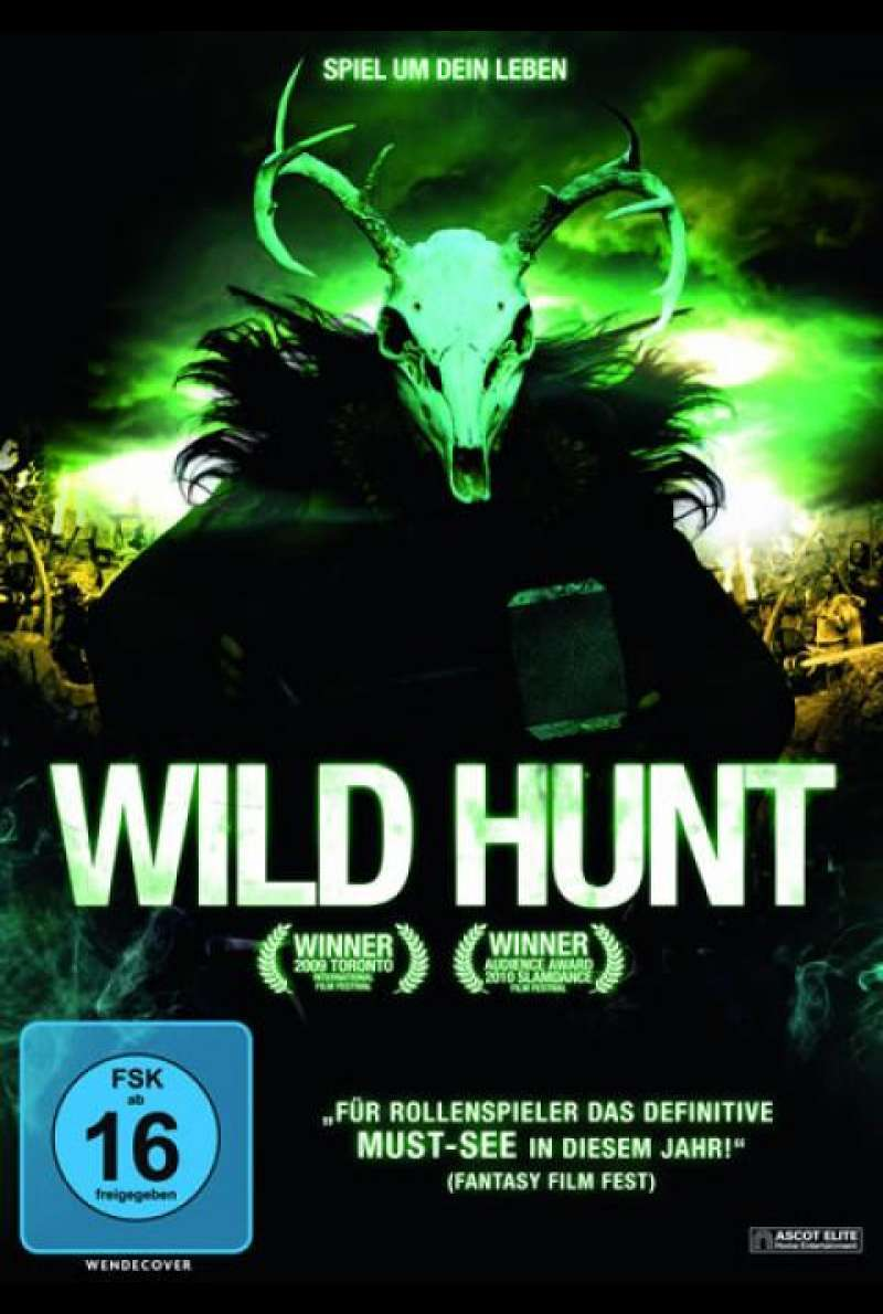 Wild Hunt - DVD-Cover