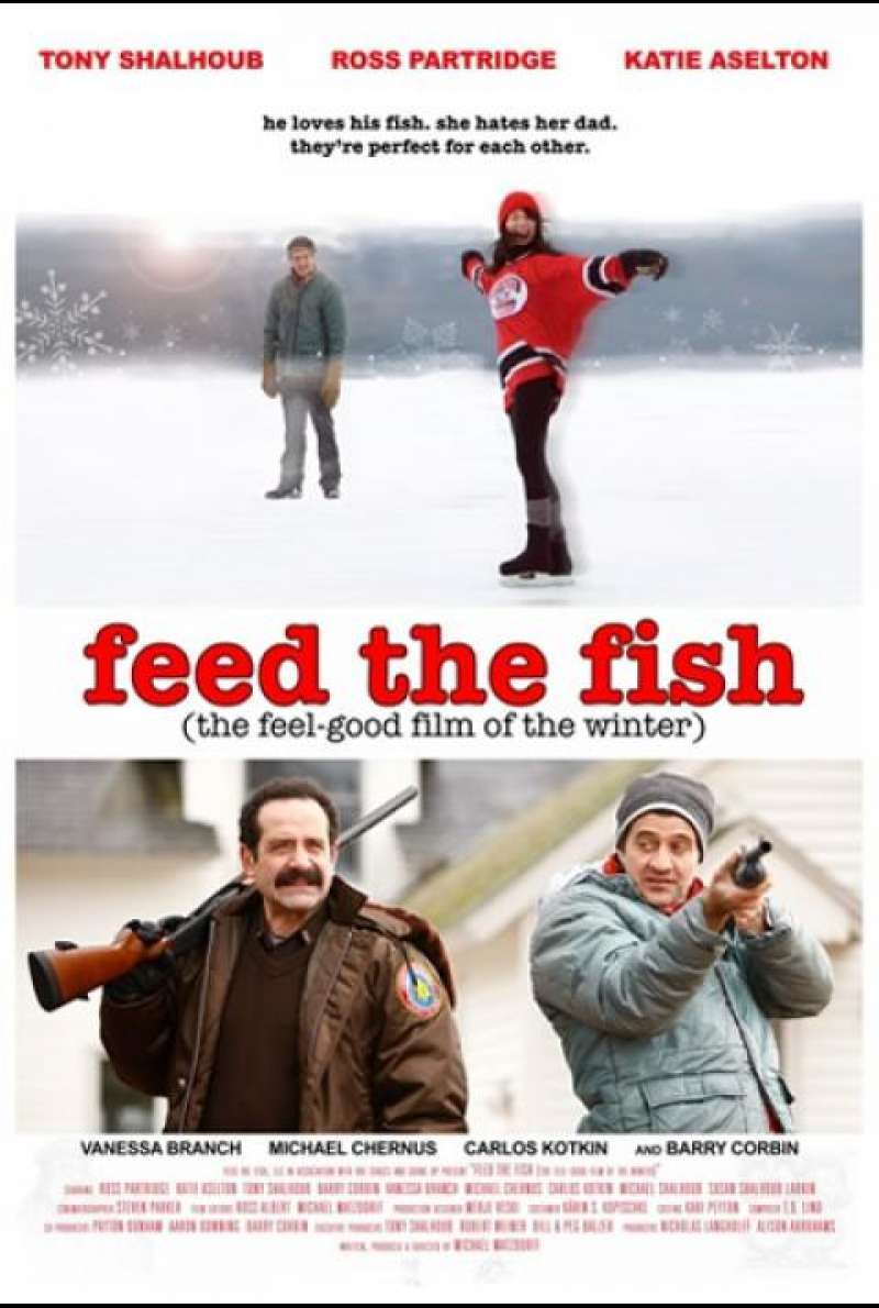 Feed the Fish - Filmplakat (US)
