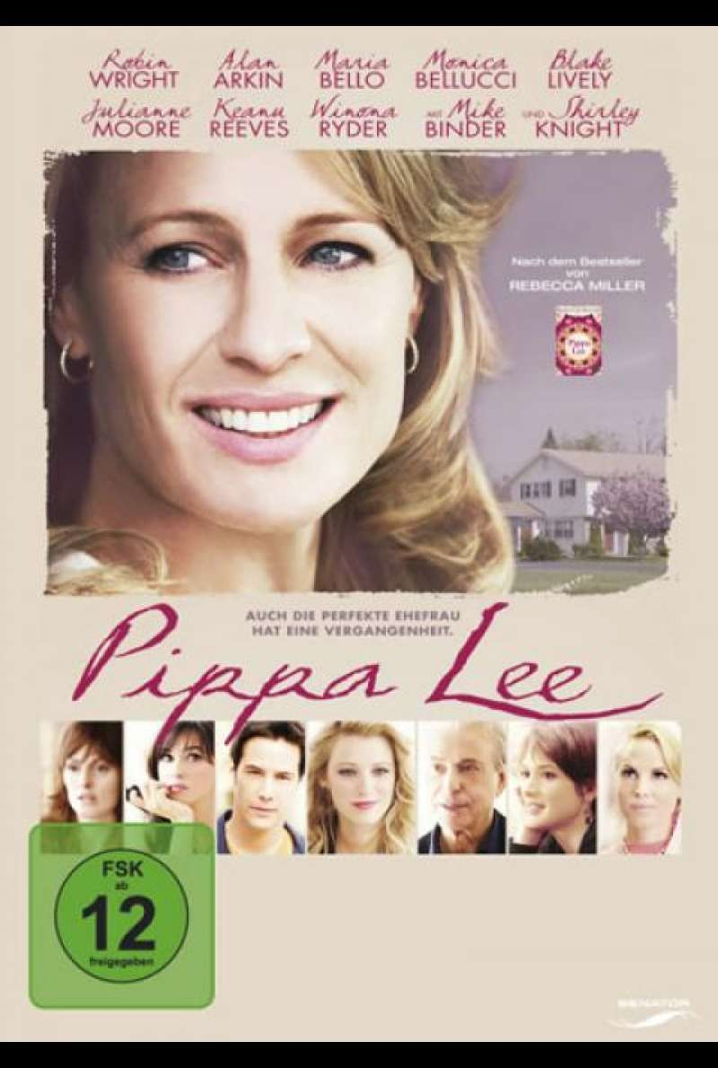 Pippa Lee - DVD-Cover