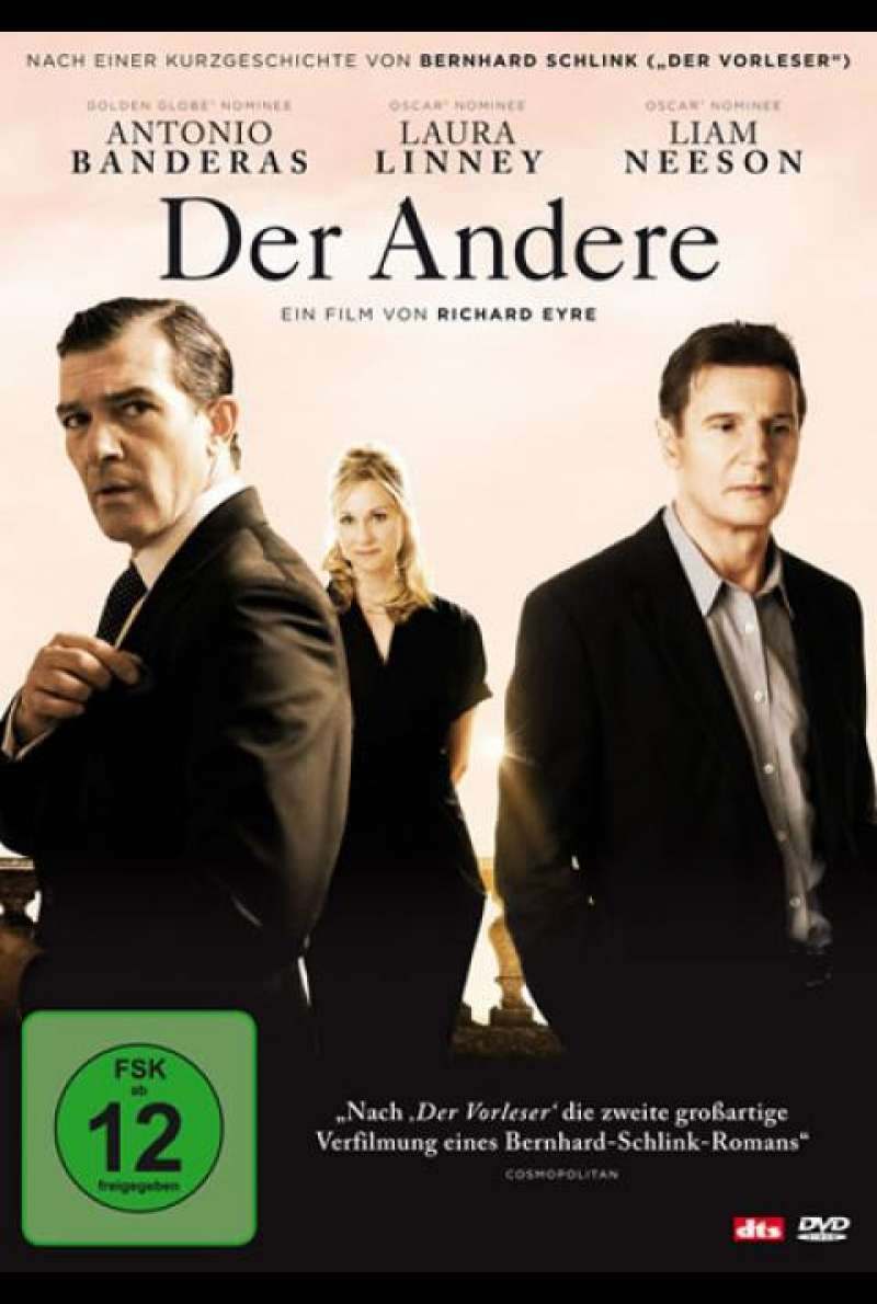 Der Andere - DVD-Cover
