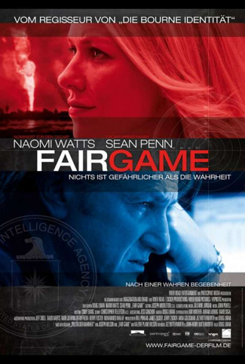 Fair Game - Filmplakat
