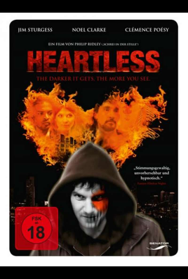 Heartless - DVD-Cover
