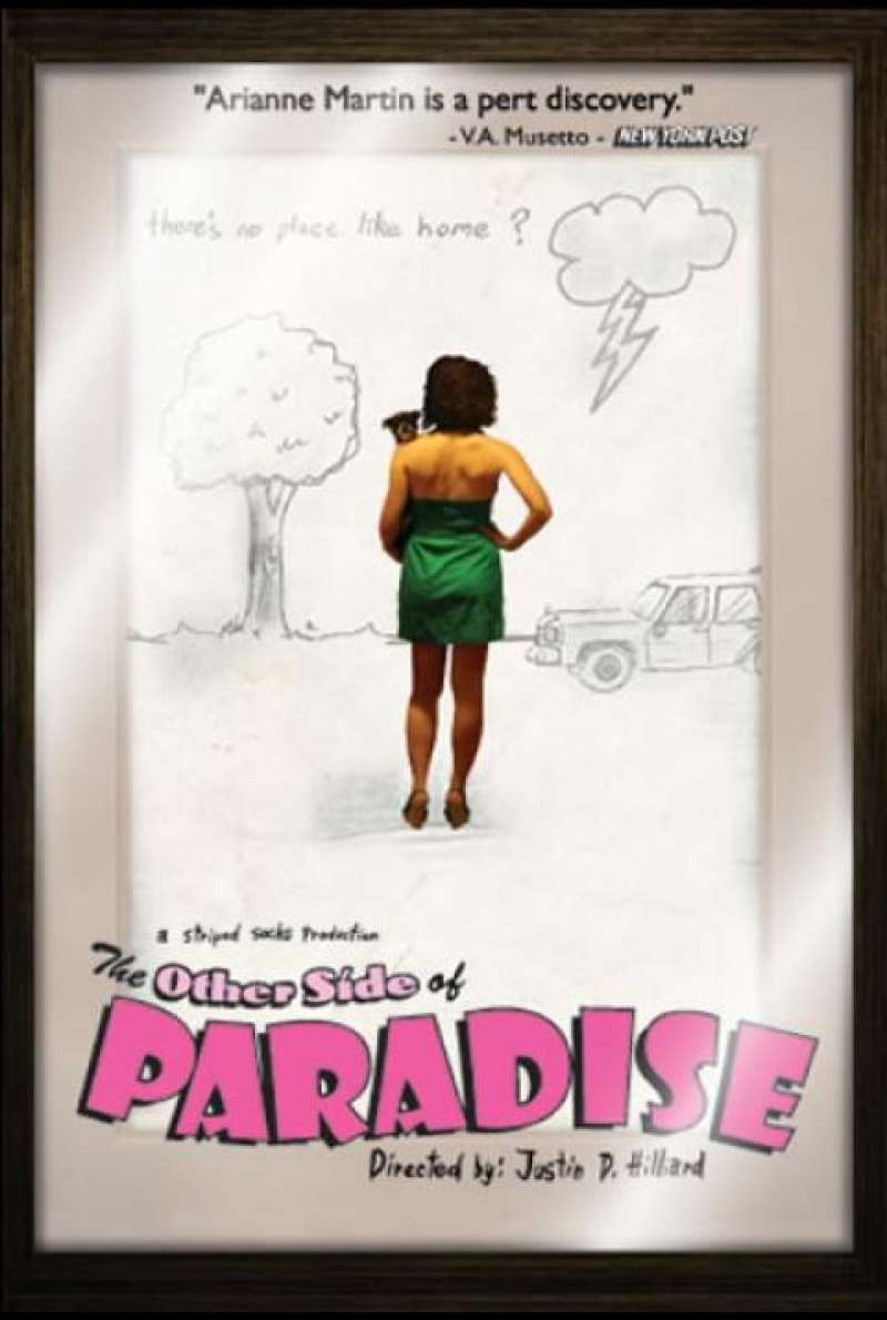 The Other Side of Paradise - Filmplakat (US)