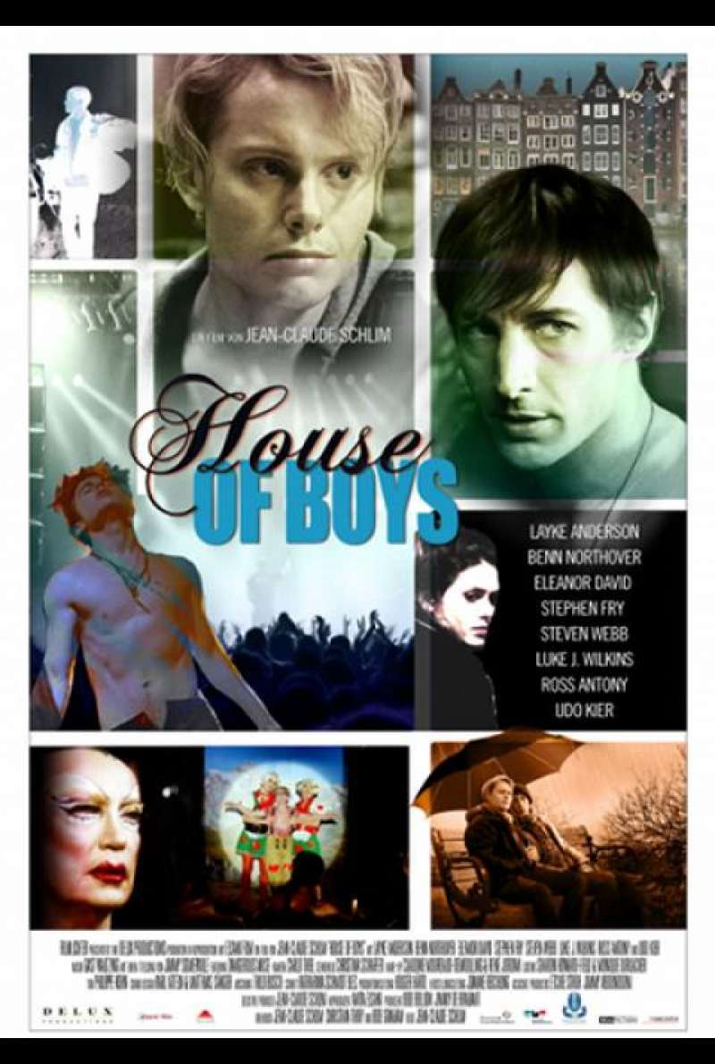 House of Boys - Filmplakat