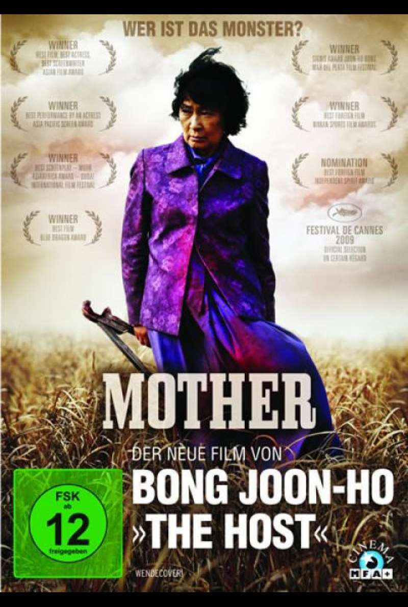Mother - DVD-Cover