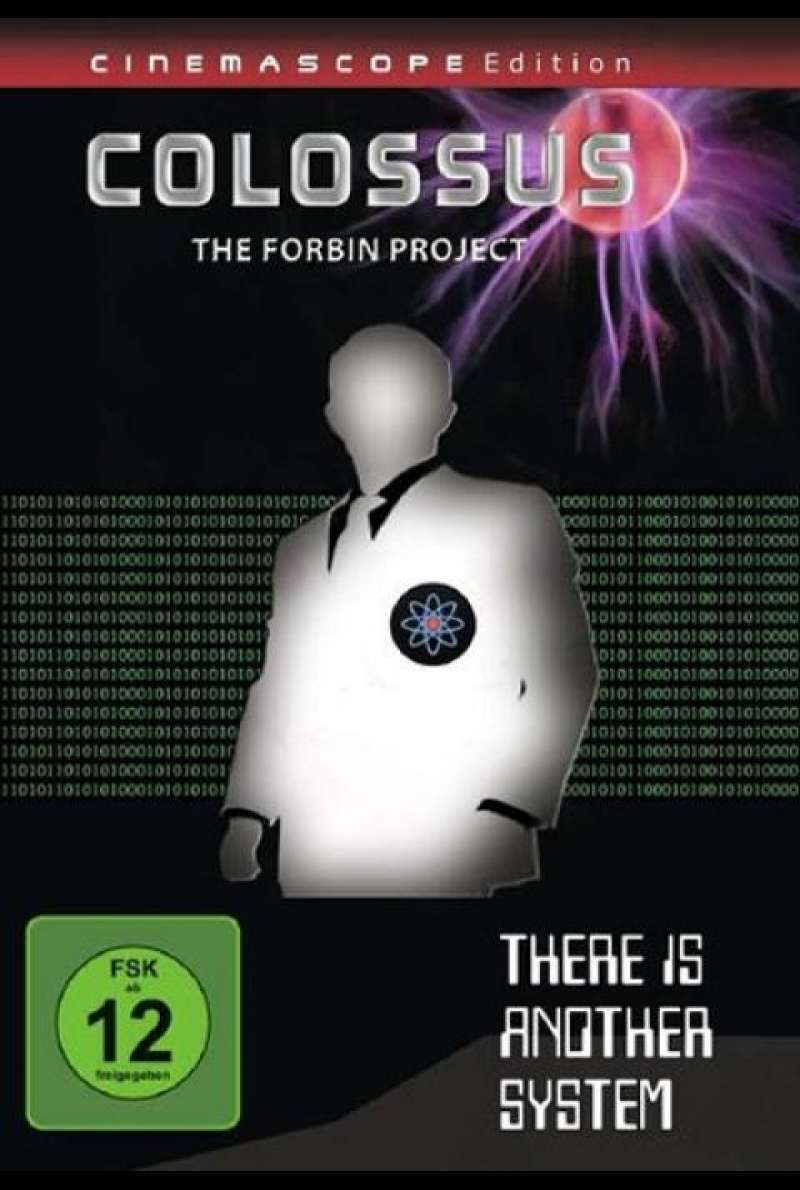 Colossus - The Forbin Project - DVD-Cover