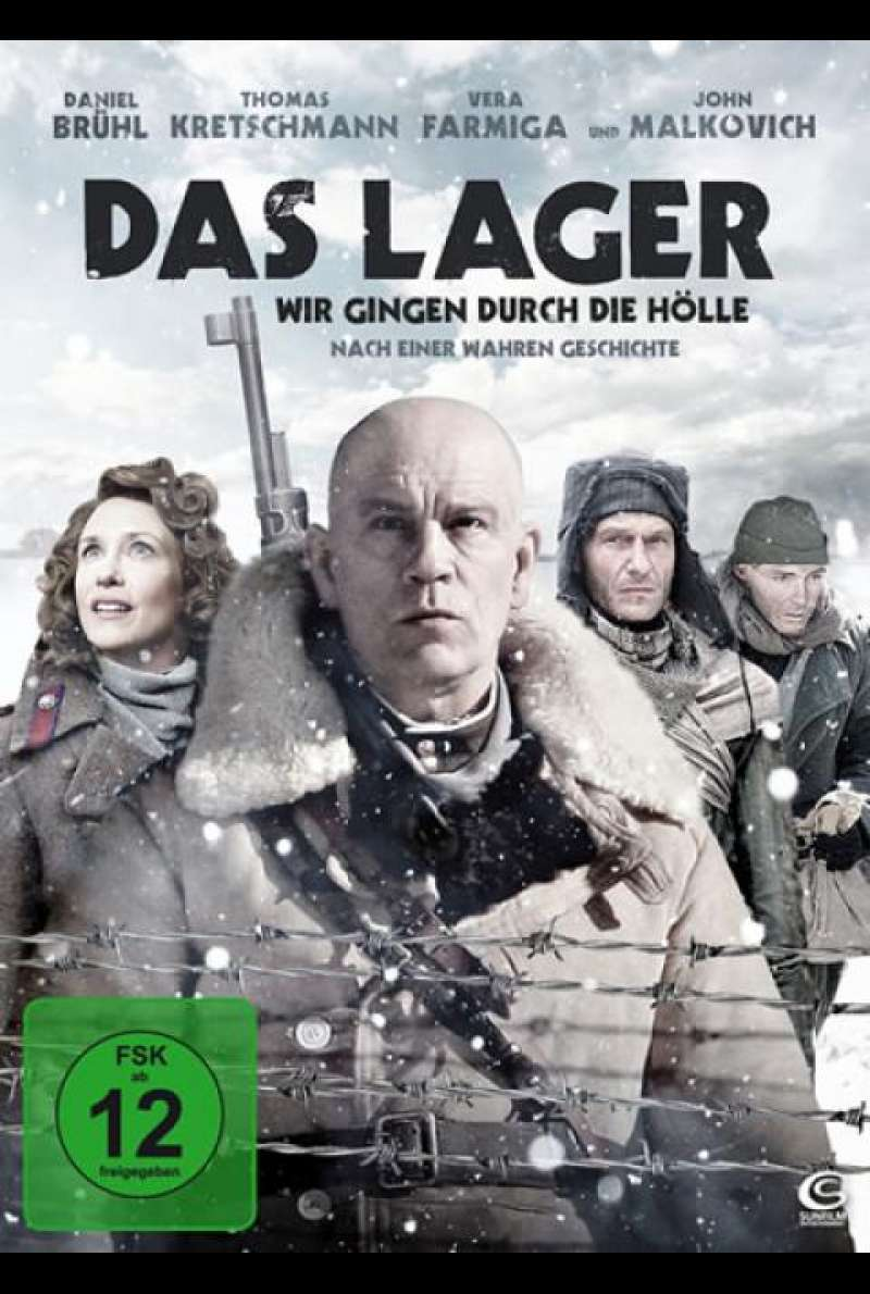 Das Lager - DVD-Cover