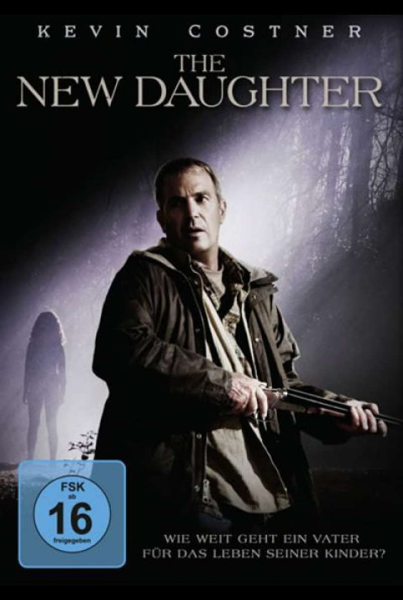 The New Daughter - DVD-Cover