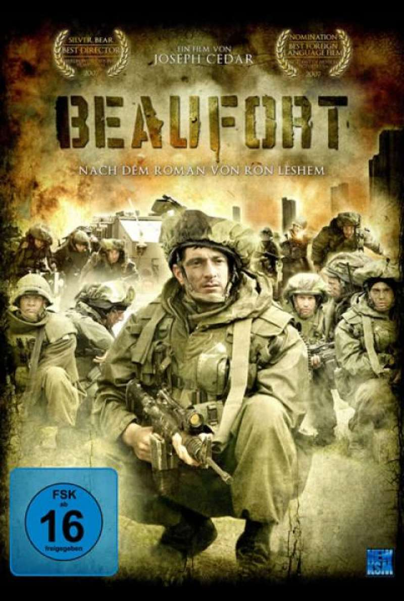 Beaufort - DVD-Cover