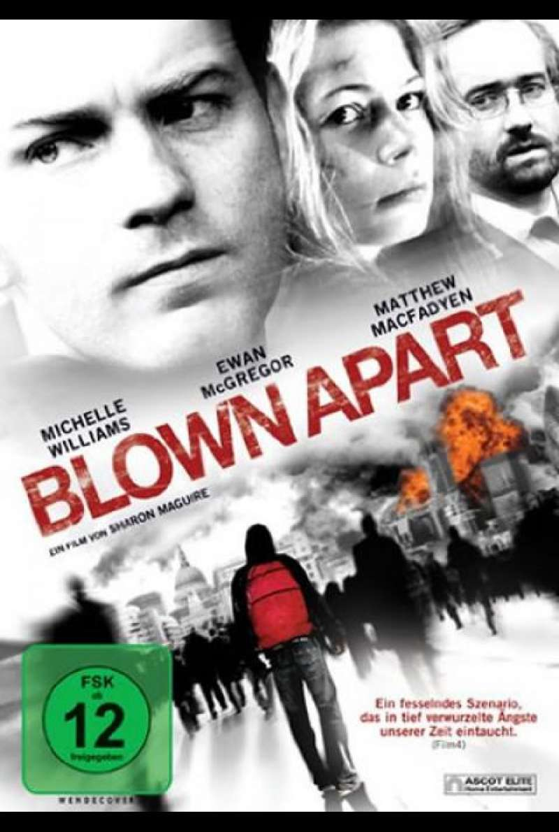 Blown Apart - DVD-Cover