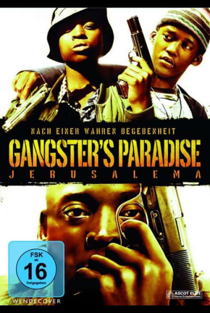 Gangster's Paradise - DVD-Cover
