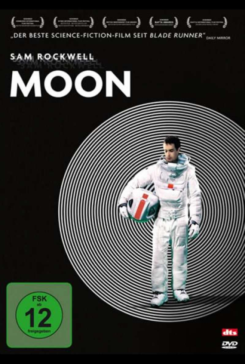 Moon - DVD-Cover