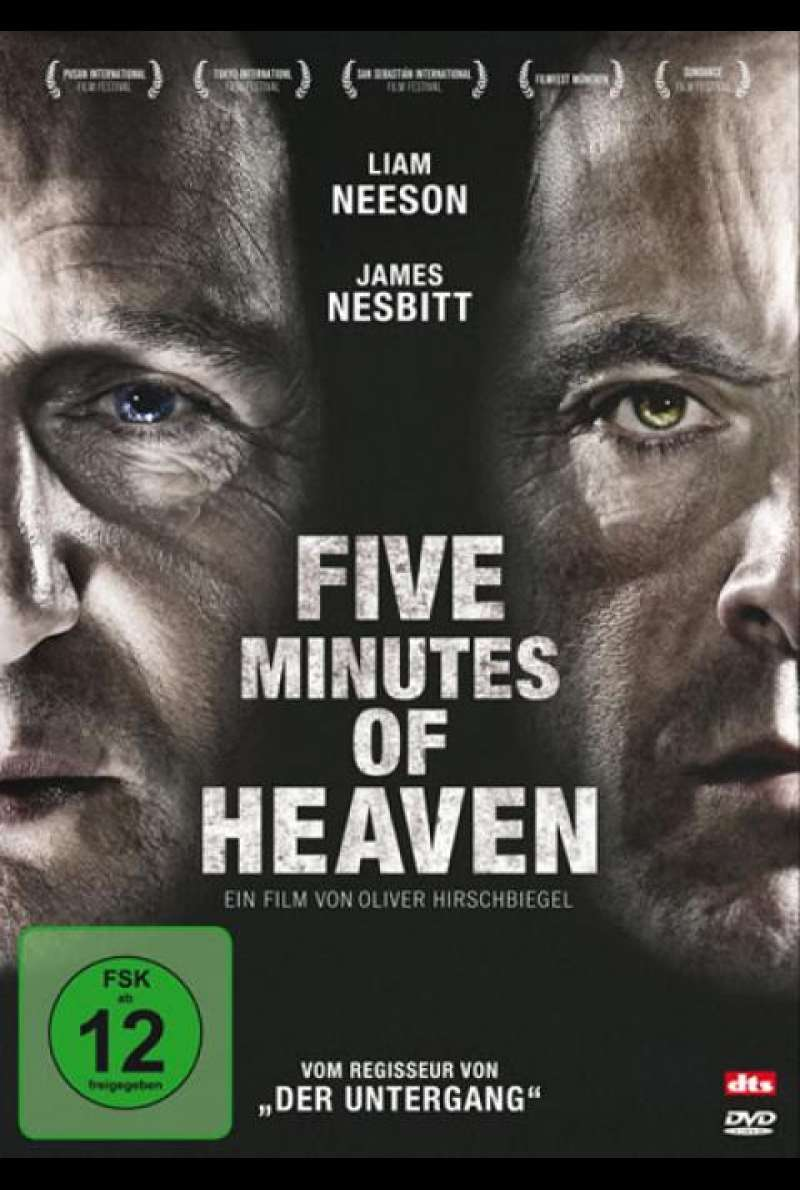 Five Minutes of Heaven - DVD-Cover
