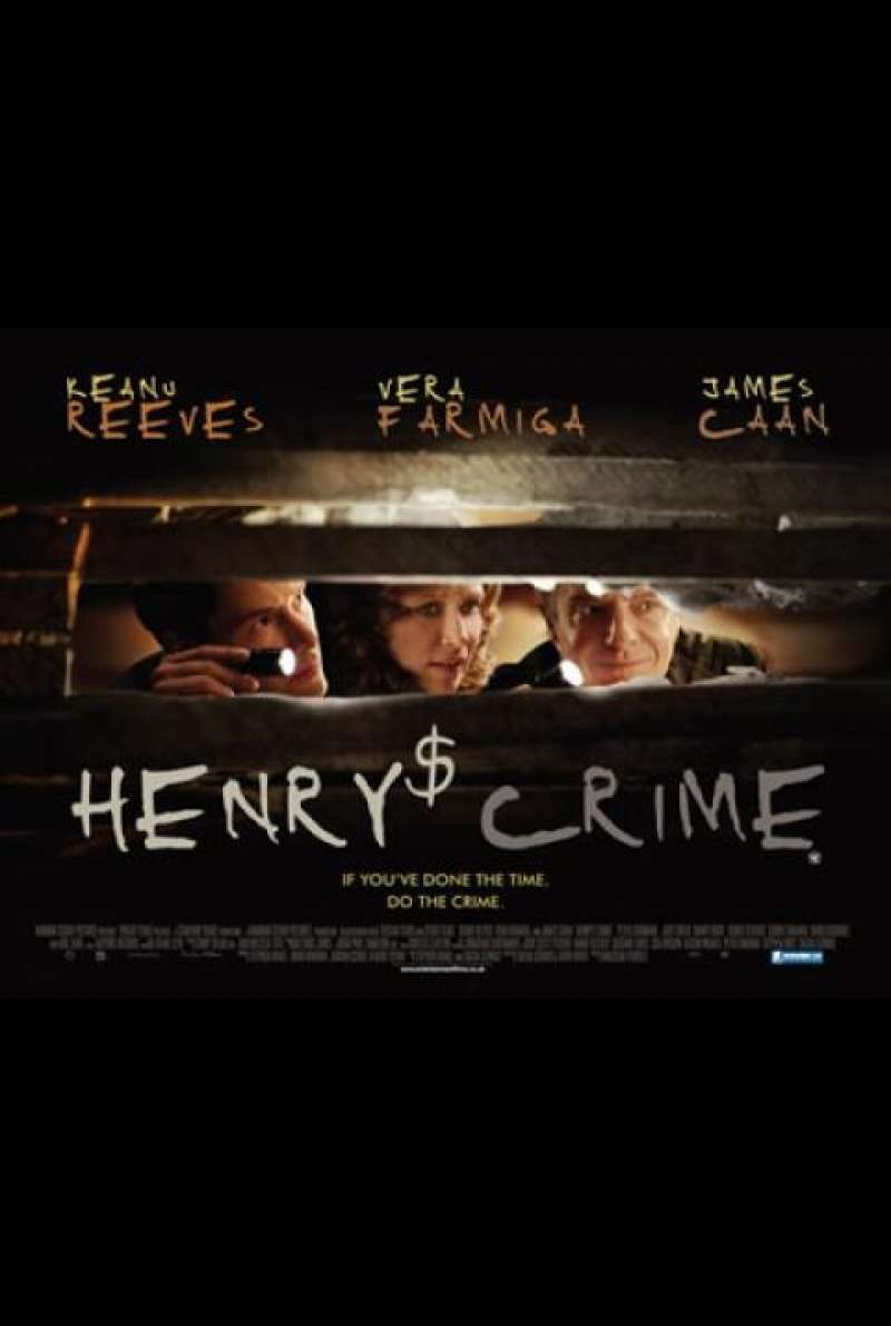 Henry's Crime - Quad (GB)