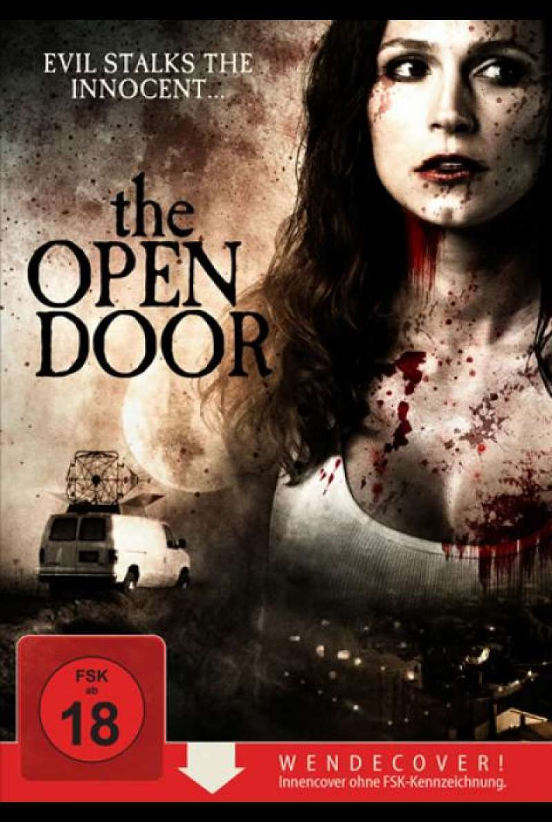 The Open Door - DVD-Cover