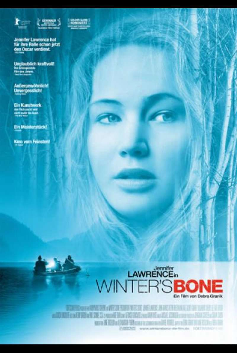Winter's Bone - Filmplakat