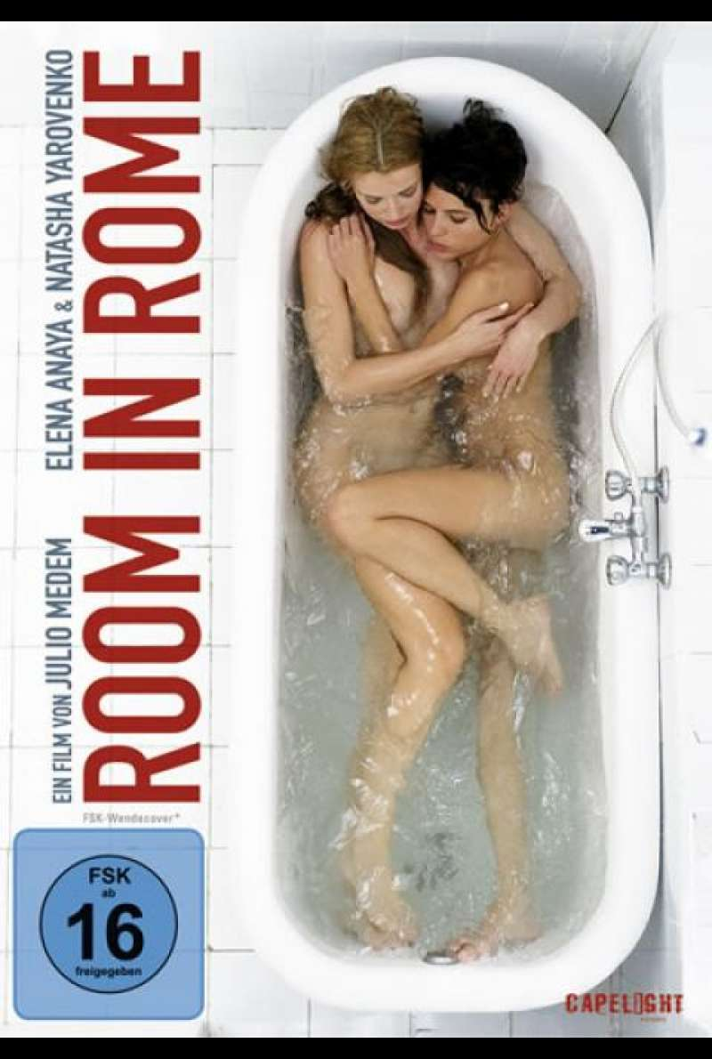 Room in Rome - DVD-Cover