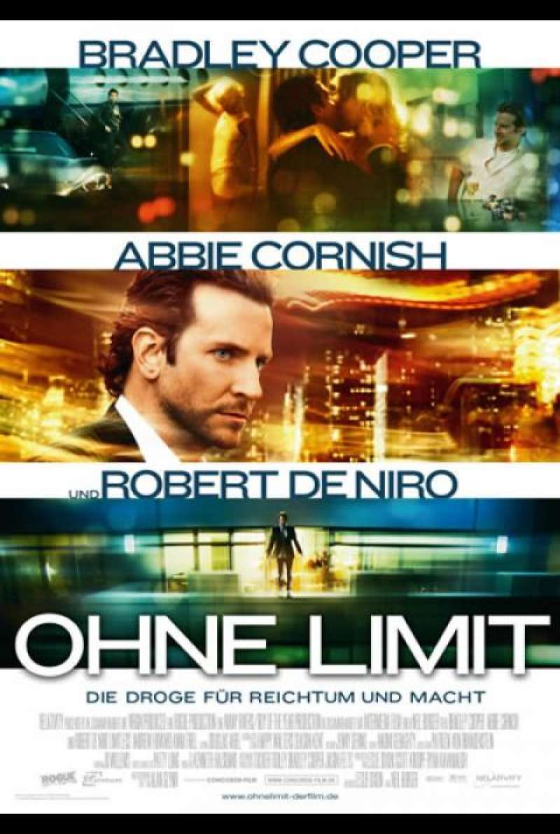 Ohne Limit - Filmplakat