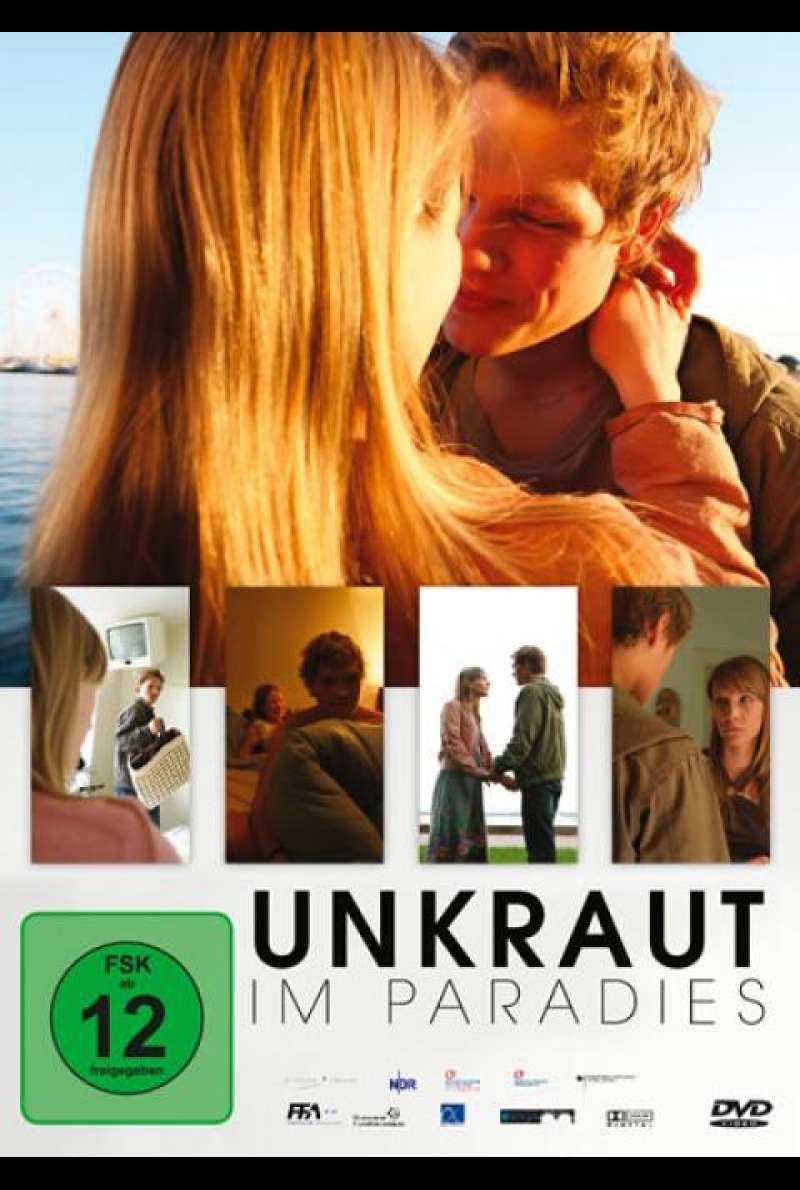 Unkraut im Paradies - DVD-Cover