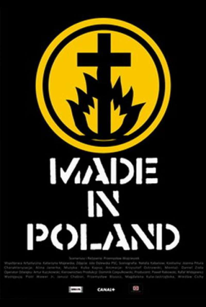 Made in Poland - Filmplakat (PL)
