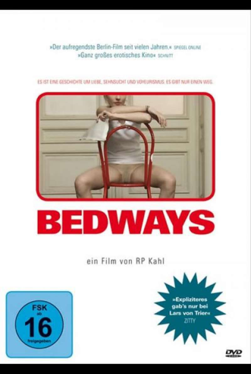 Bedways - DVD-Cover