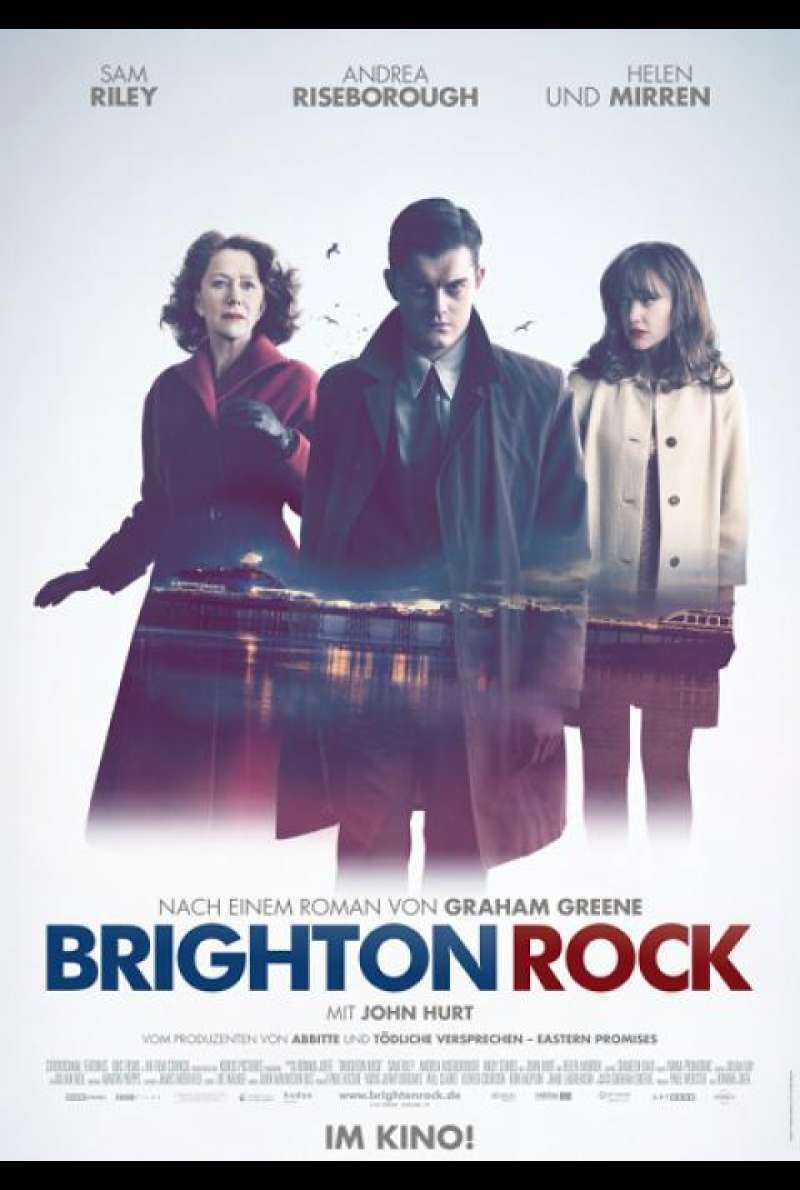 Brighton Rock - Filmplakat