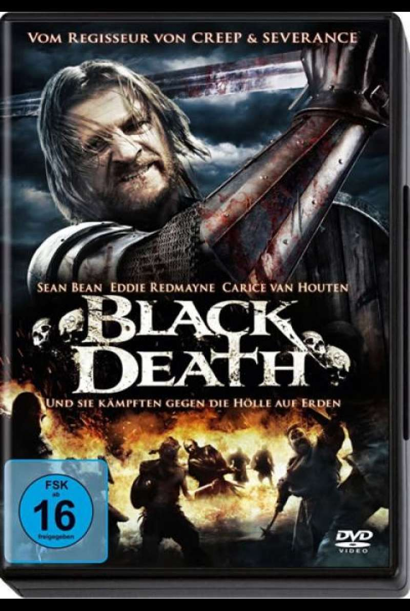 Black Death - DVD-Cover