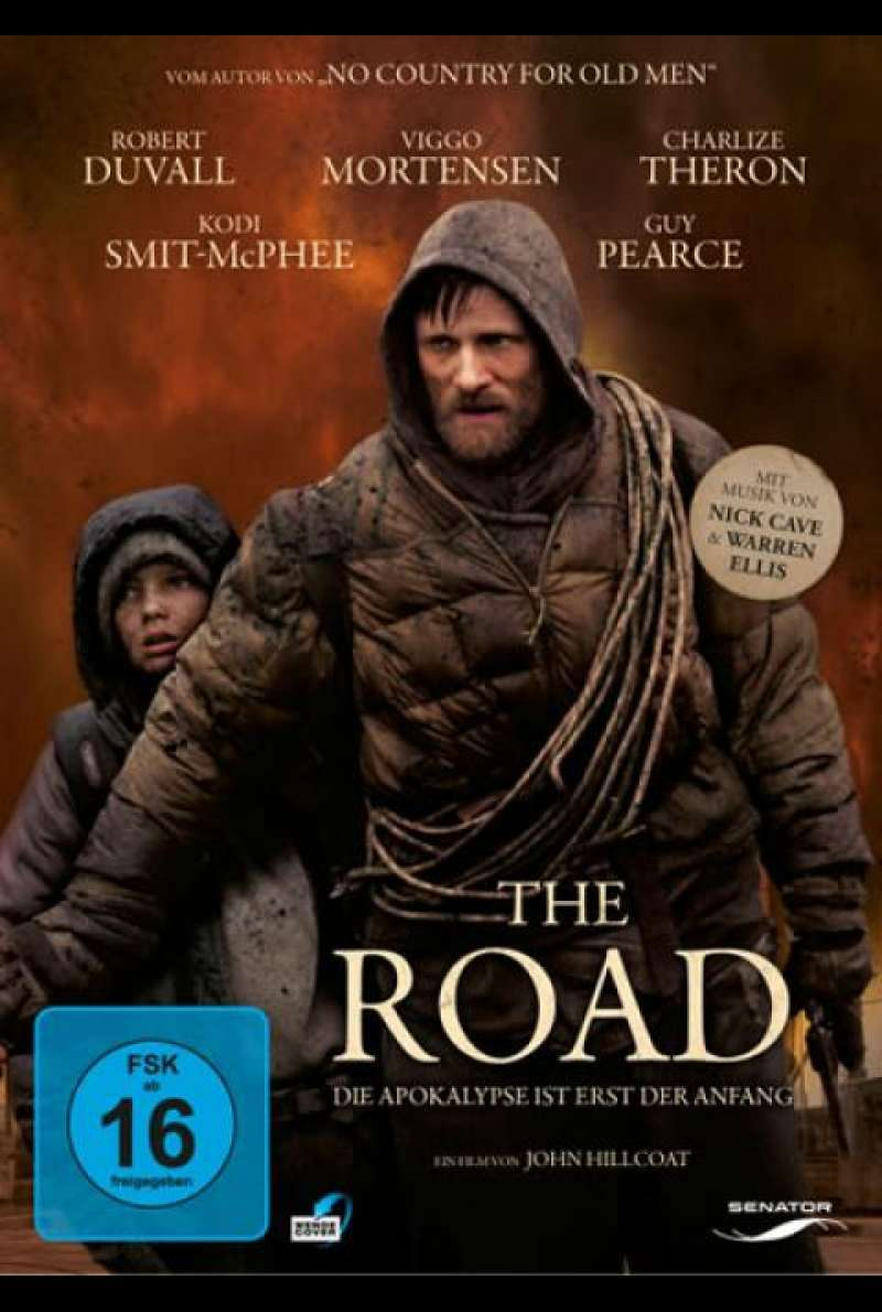The Road - DVD-Cover