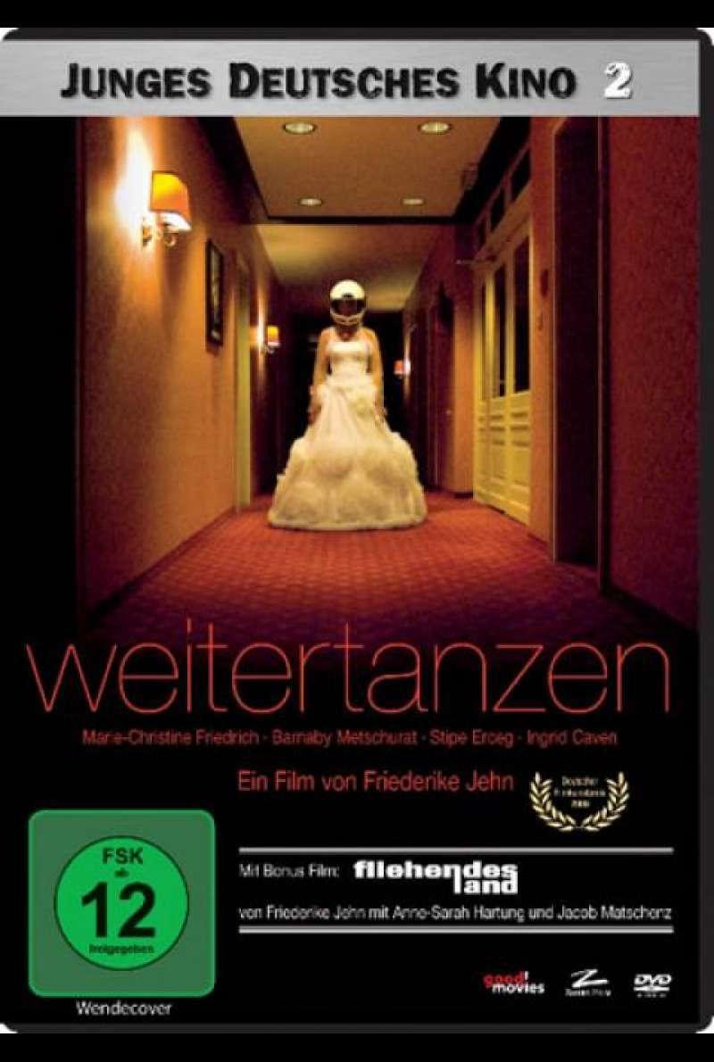 Weitertanzen - DVD-Cover