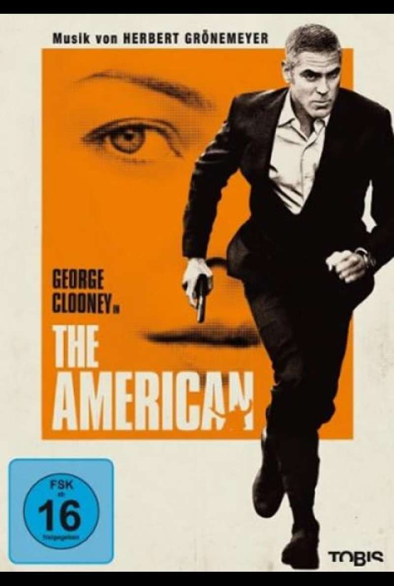 The American - DVD-Cover