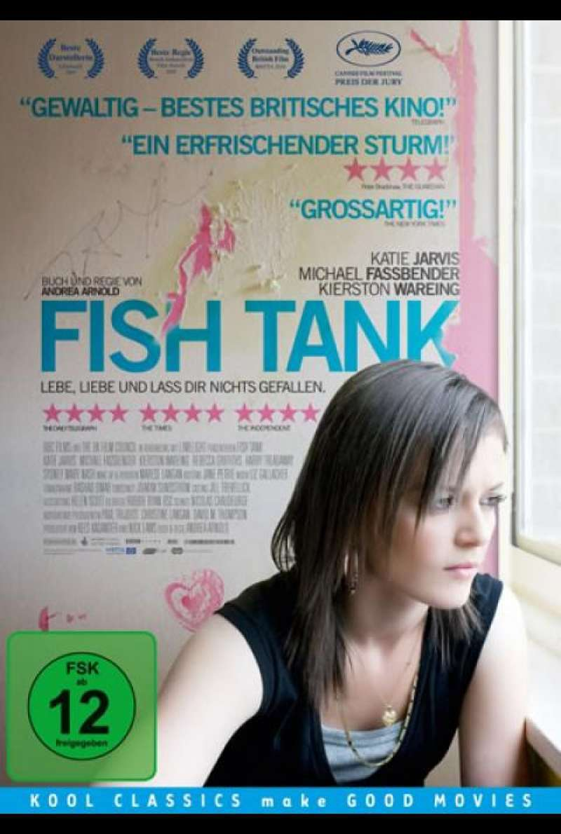 Fish Tank - DVD-Cover