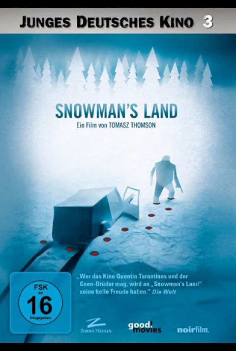 Snowman's Land - DVD-Cover